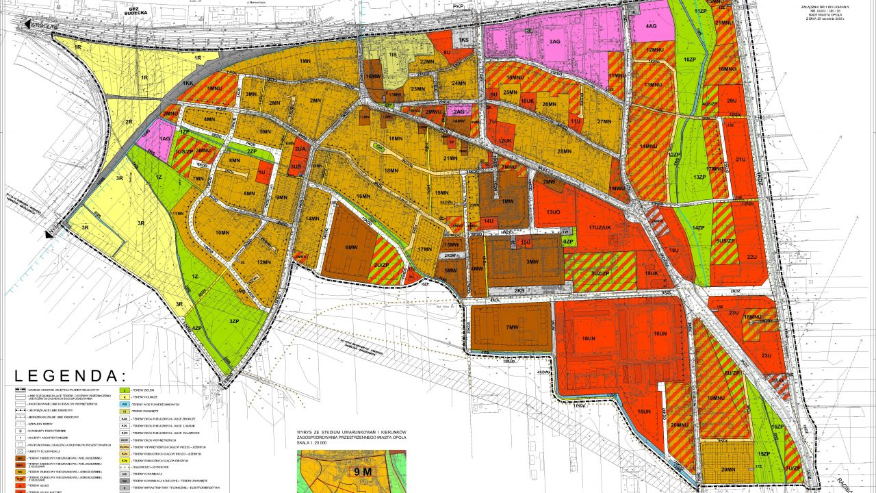 Lokalizacja inwestycji, MZP a odmowa wydania decyzji środowiskowej.